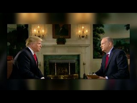 Bill O'Reilly's exclusive interview with President Trump
