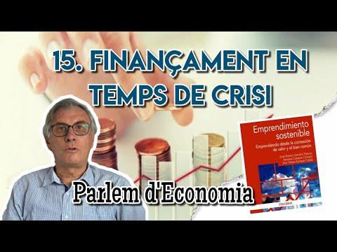 15 - Financiación en tiempos de crisis: finanzas colaborativas, business angels y capital riesgo[;;;][;;;]