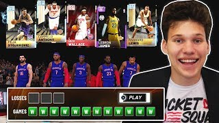 NBA 2K19 Road To 12 0 #1