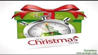 Sarantos Christmas Time Official Music Video - Best Movie Instrumentals - Vol. 1