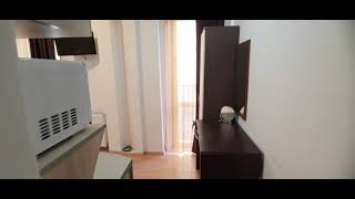 Studio with balcony for rent in Cluj-Napoca, near the University of Medecine and Pharmacy, Hașdeu street Video