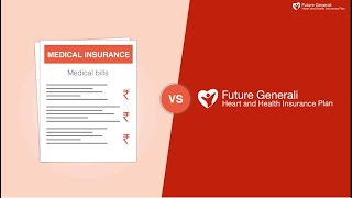 Heart & Health Insurance Plan for 59 Critical Illness - Future Generali Ind