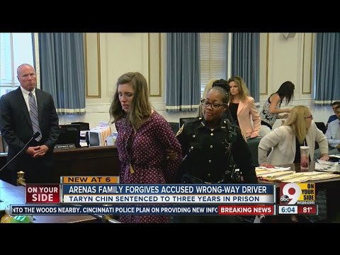Woman sentenced to 3 years for wrong-way, fatal crash on I-71