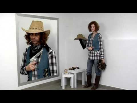 Cómo confeccionar un disfraz de vaquero