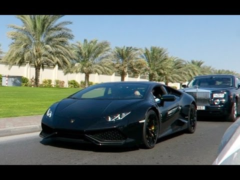 THE LUXURY DUBAI LIFESTYLE - BILLIONAIRE BOYS