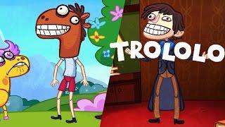 TROLLOK HOLMES !   Trollface Quest TV #3