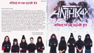 Anthrax - Attack Of The Killer B's (Full Album) [1991]