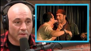 Joe Rogan Reflects on the Carlos Mencia Incident