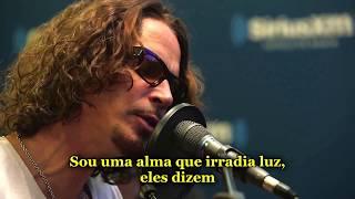 Chris Cornell - Fell On Black Days (Acoustic) Legendado PT-BR [HD] [With tribute]