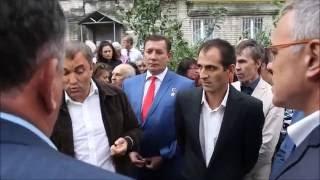 Володин отчитывает саратовских чиновников