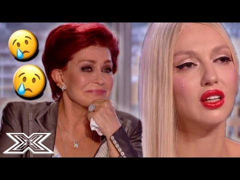Judges Get Choked Up By EMOTIONAL Auditions   X Factor Global