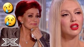 Judges Get Choked Up By EMOTIONAL Auditions | X Factor Global