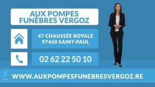 preview picture of video 'AUX POMPES FUNEBRES VERGOZ à SAINT-PAUL 97'