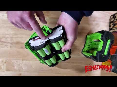 EGO 56 Volt Power Plus Batteries: What is