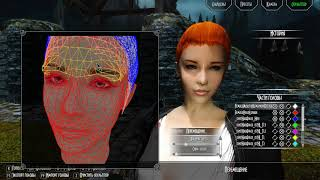 """New Hairstyles  for """"HDT HairPack"""" mod  (+6 Hair and wigs)"""