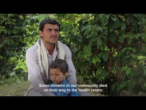 Enhancing Rural Resilience through the Creation of a Community Health Workers Network in Yemen