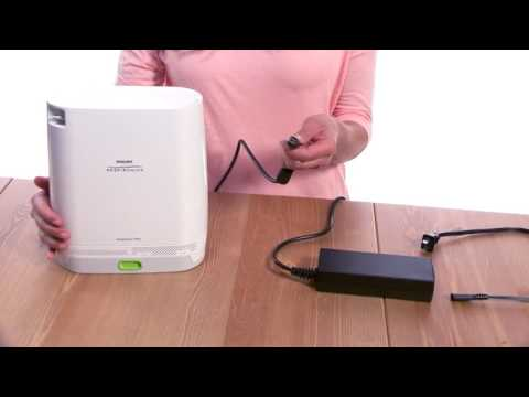 Philips SimplyGO Mini Oxygen Concentrator