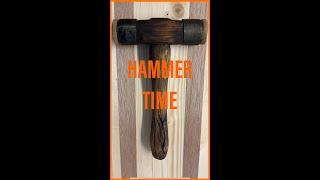 Making a Lead Hammer