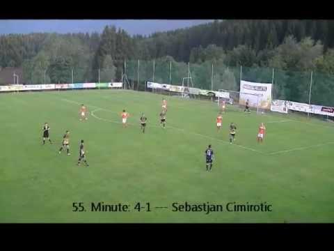 3.Runde ULW: FCH vs. FC Mölltal