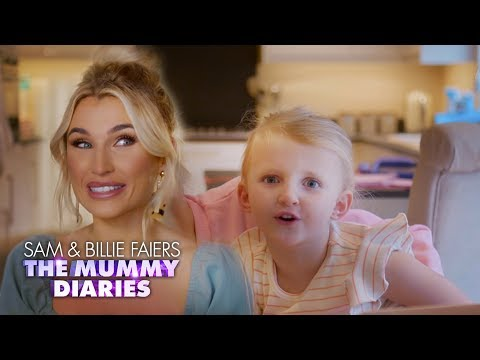 Can Billie Handle Nelly's Sugar Rush? | The Mummy Diaries