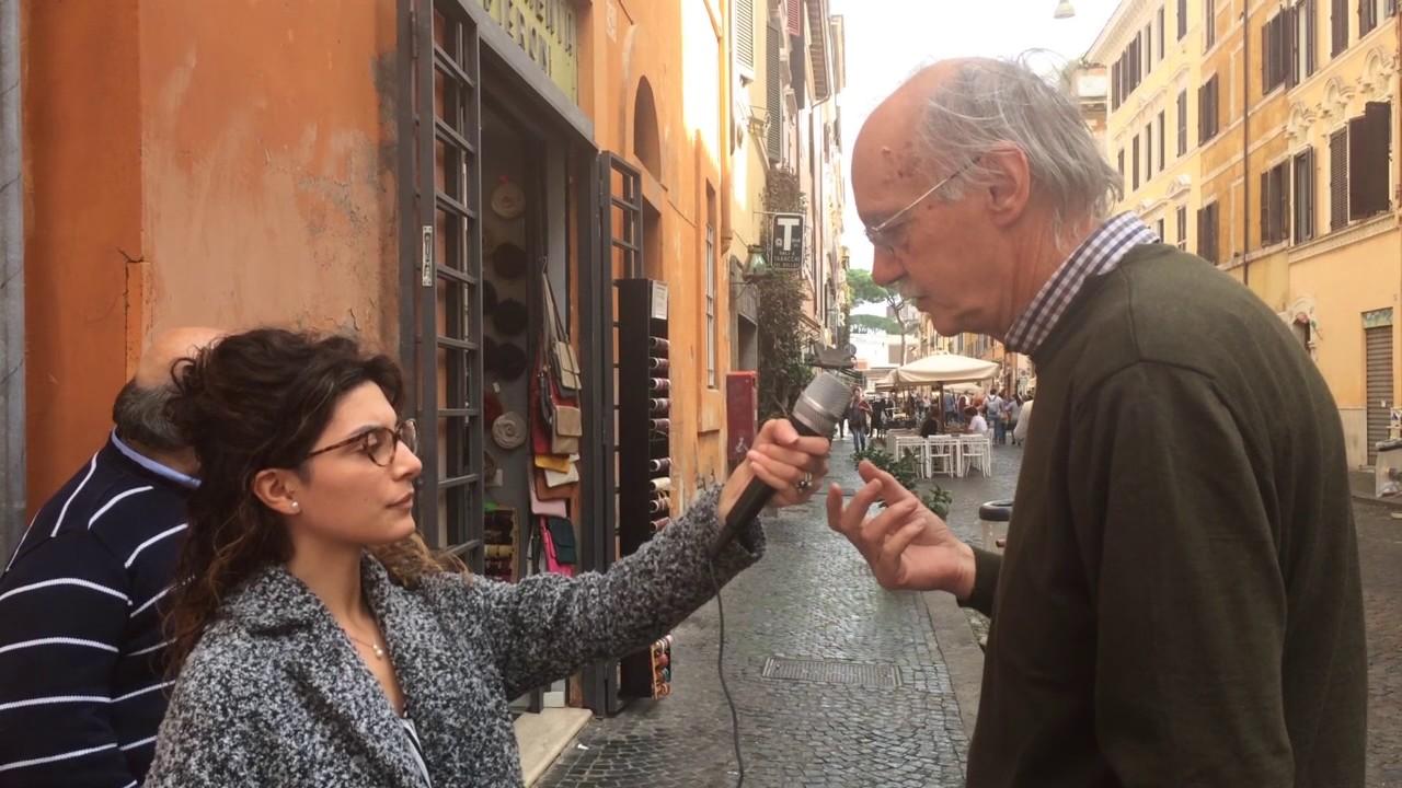 Terremoto a Roma<br> le paure dei cittadini