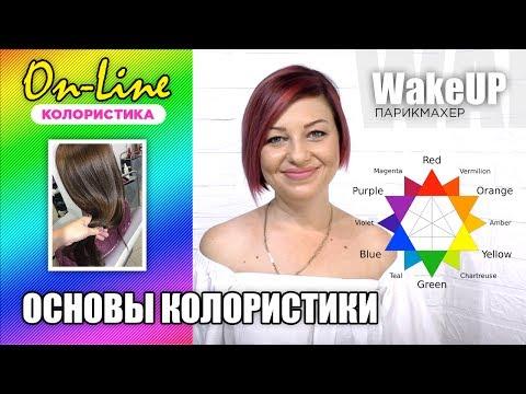 Колористика волос для новичков. 3D окрашивание. Обучение парикмахеров с нуля. Советы парикмахера.