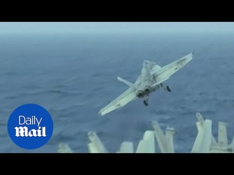 Two planes collide off the coast of Japan; 6 U.S. airmen missing
