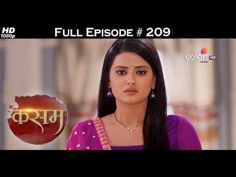 Kasam - 22nd December 2016 - कसम - Full Episode (HD)