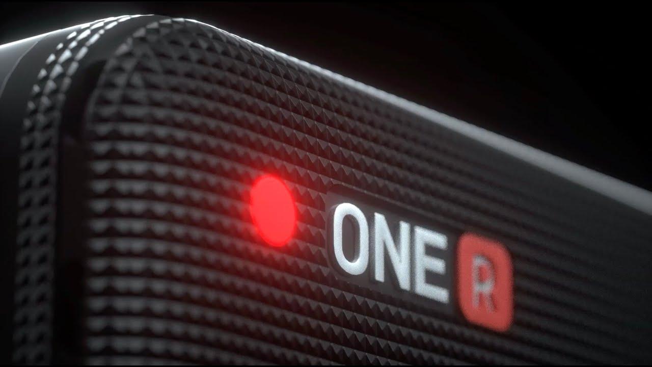Панорамная камера Insta360 ONE R 1 INCH CINAKGP/B video preview