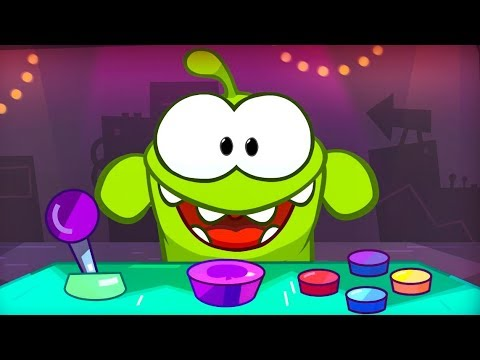 Om Nom Stories - Super Noms: Digital Adventures (Cut the Rope)