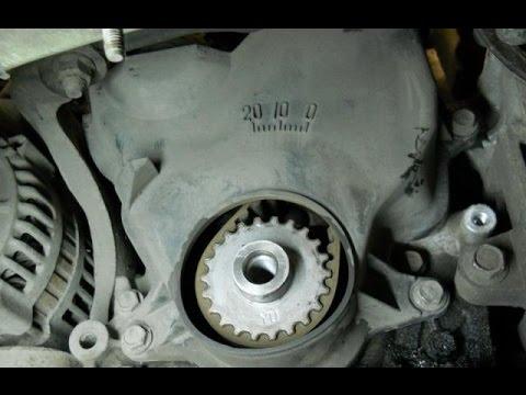 Как заменить ремень ГРМ  на Daewoo Matiz  Ремонт Своими Руками!