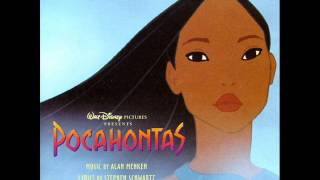 Pocahontas OST - 24 - John Smith Sneaks Out (Instrumental)