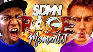 MOST EPIC SIDEMEN RAGES!