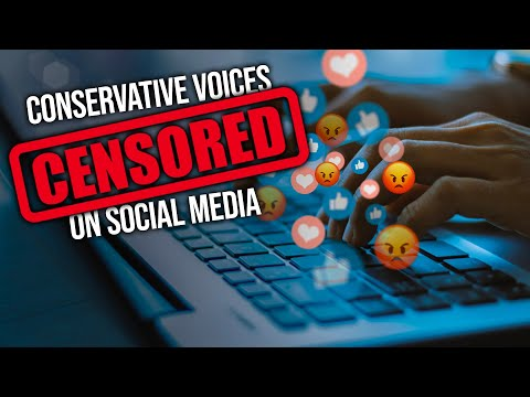 Download Conservative Voices CENSORED on Social Media Mp4 HD Video and MP3
