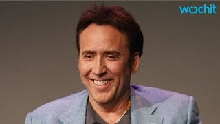 Nicolas Cage Discusses Status of 'National Treasure 3'
