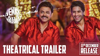 Venky Mama - Official Trailer