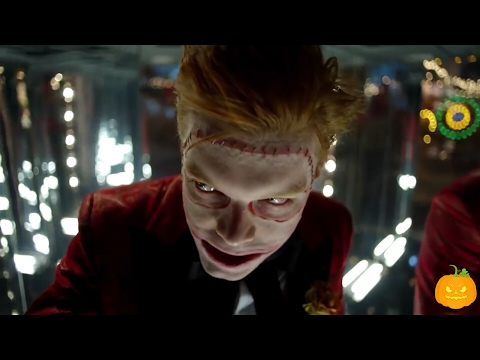 Mad City the Joker return ☆Gotham season 3 episode 14 television series Review / Discussion