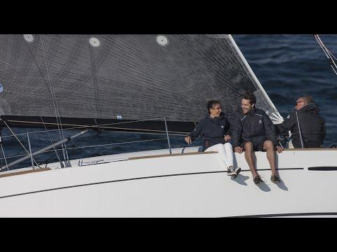 Beneteau First 27 video