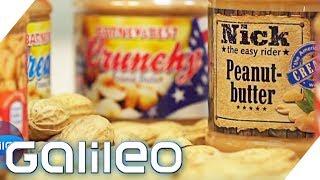 Erdnussbutter-Check: So gesund ist die Creme wirklich! | Galileo | ProSieben