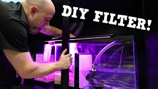 How To Build An Aquarium Filter Cheap (Part 1-2)