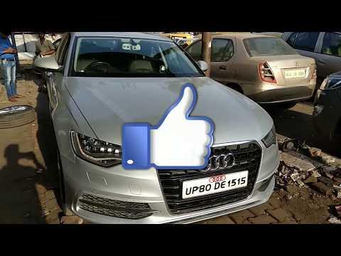 Audi rear wheel bearing replace