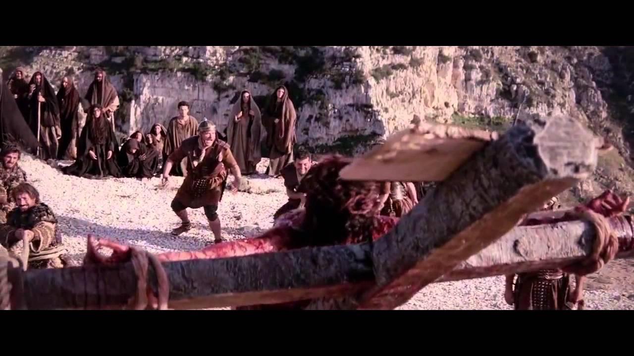 De kruisiging van Jezus