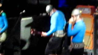 """Cat with 2 Heads"" by Aquabats at Culture Room 2010"