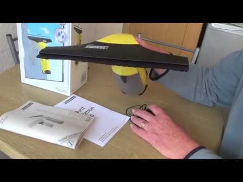 Review of Karcher Window Vac