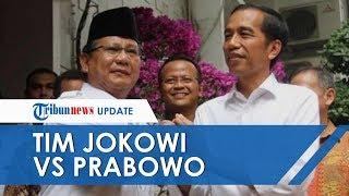 MK Gelar Sidang Sengketa Pilpres 2019, Berikut Daftar Tim Kuasa Hukum Jokowi dan Prabowo