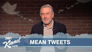 Mean Tweets - Robert De Niro Edition