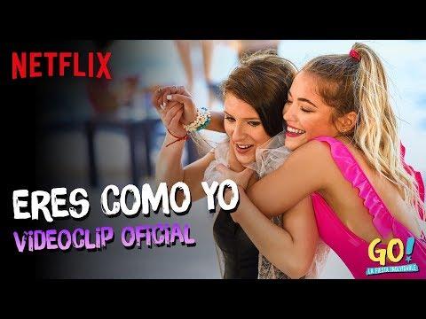 Go! La Fiesta Inolvidable - Eres Como Yo videoclip oficial