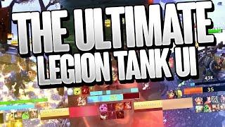 Legion Tank UI - Warrior/Blood DK/Druid/Paladin/Monk
