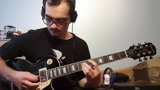 Volbeat   Last Day Under The Sun Guitar Cover