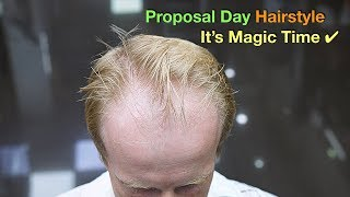 Magic Show! Transform A Bald Guy To A Model For His Marriage Proposal 2019
